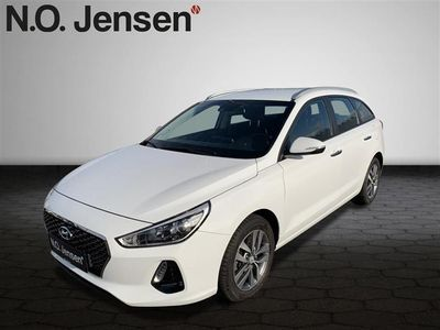 brugt Hyundai i30 Cw 1,4 T-GDI Trend 140HK Stc 6g