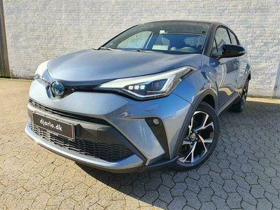 brugt Toyota C-HR 1,8 Hybrid C-LUB Business Premium Selecte Multidrive S 122HK 5d Aut.