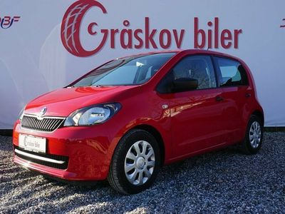 used Skoda Citigo 1,0 60 Active GreenTec