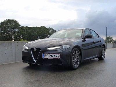 käytetty Alfa Romeo Giulia 2,2 16V 150HK 6g