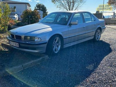brugt BMW 750 i E38 1994