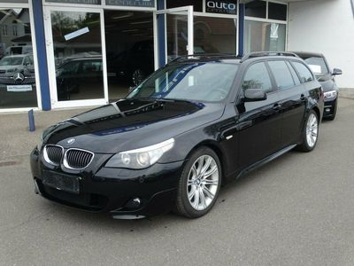 usado BMW 525 d 2,5 Touring Steptr.