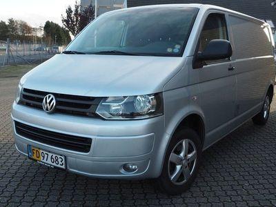 brugt VW Transporter 2,0 TDi 140 Kombi kort DSG