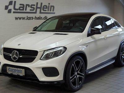 usado Mercedes GLE450 AMG 3,0 AMG Coupé aut. 4-M