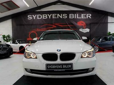 brugt BMW 520 d Touring 2,0 D 177HK Stc 6g