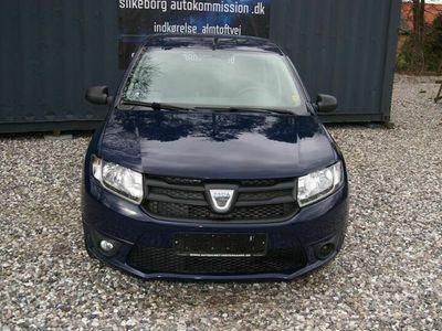 brugt Dacia Sandero 1,2 16V Base