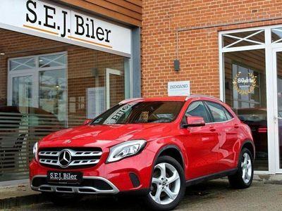 brugt Mercedes GLA250 2,0 4-M 211HK aut 5d
