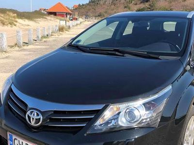 brugt Toyota Avensis 1,8 VVT-i T2 Touch Stc