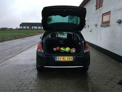 brugt Citroën C4 BlueHDi 100 hk Varekasse med ruder Man. 1,6