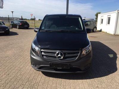 brugt Mercedes Vito 114 A2 2,1 CDI RWD 7G-Tronic 136HK Van 7g Aut.
