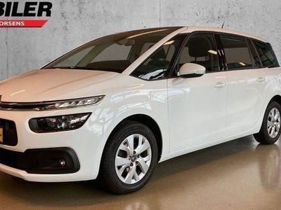 brugt Citroën Grand C4 Picasso 1,6 BlueHDi 120 Seduction Van