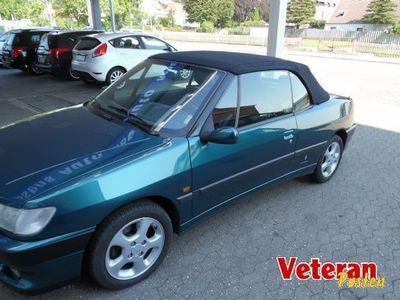 brugt Peugeot 306 Cabriolet 2,0