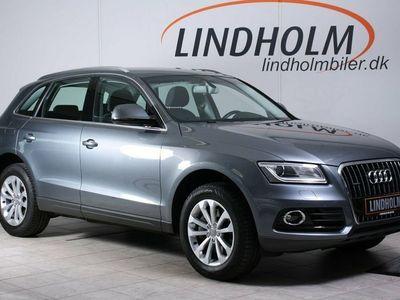 brugt Audi Q5 3,0 TDi 258 S-line quat. S-tr. Van