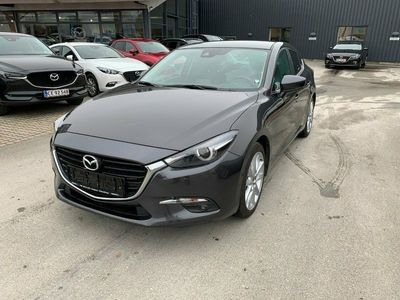 käytetty Mazda 3 2,0 Sky-G 120 Optimum
