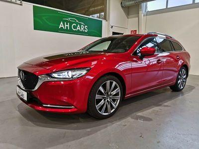 brugt Mazda 6 2,0 Sky-G 165 Optimum stc.