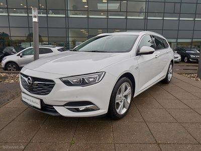 brugt Opel Insignia 1,5 Turbo Dynamic Start/Stop 165HK Stc 6g