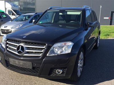 second-hand Mercedes GLK350 3,0 CDI 4-Matic 231HK Van 7g Aut.