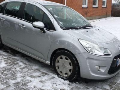 brugt Citroën C3 1.6 hdi