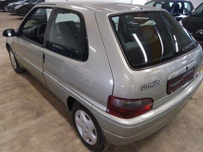 brugt Citroën Saxo 1,1i SX