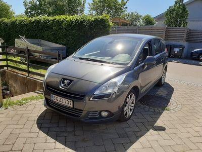 brugt Peugeot 5008 50082,0 HDI 163 HK