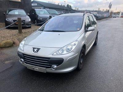 usado Peugeot 307 1,6 T6 HDi 90 Performance stc.