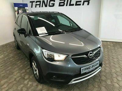 brugt Opel Crossland X T 110 Innovation 110hk