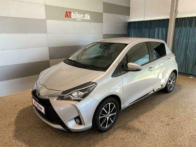 brugt Toyota Yaris 1,5 VVT-I T3 Smartpakke 111HK 5d