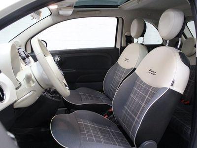 brugt Fiat 500 0,9 TwinAir 80 Lounge