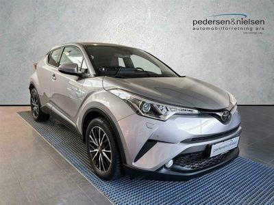 brugt Toyota C-HR 1,2 T C-ENTER 116HK 5d 6g