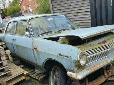 brugt Opel Rekord A 1700