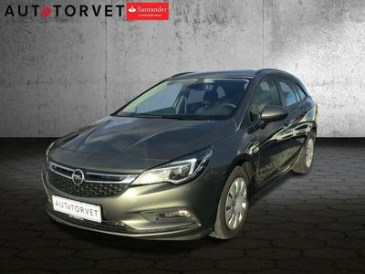 brugt Opel Astra 6 CDTi 136 Business ST
