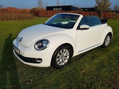 used VW Beetle 1.2 105 HK Design