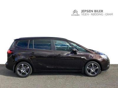 used Opel Zafira 2,0 CDTI Enjoy 170HK 6g Aut.