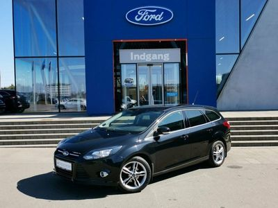 used Ford Focus 1,0 SCTi 125 Titanium stc. ECO
