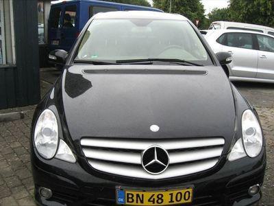 brugt Mercedes R320 Lang 3,0 CDI 4-Matic 224HK Van 7g Aut.