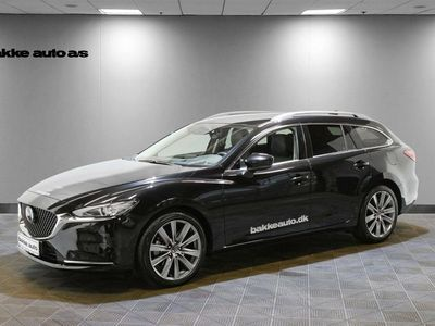 gebraucht Mazda 6 2,2 Sky-D 150 Optimum stc. aut.