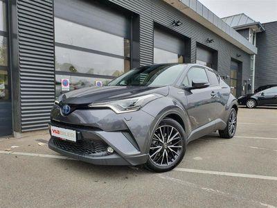 brugt Toyota C-HR 1,8 B/EL C-HIC Sound Multidrive S 122HK 5d Aut.