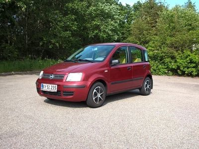 used Fiat Panda 1,2 60HK 5d