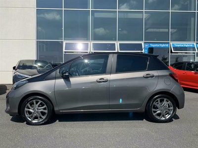 brugt Toyota Yaris 1,3 VVT-I T2 Delight 100HK 5d
