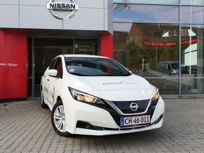 brugt Nissan Leaf el EL Visia 40 kWh 150HK 5d Aut.