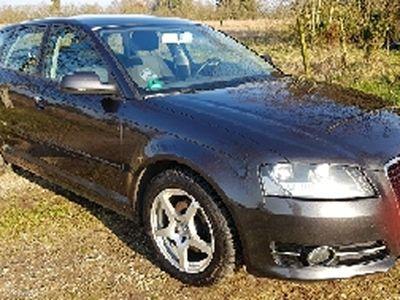 brugt Audi A3 1,6 TDI e 105HK Stc