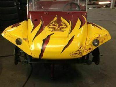 brugt VW Buggy Beach
