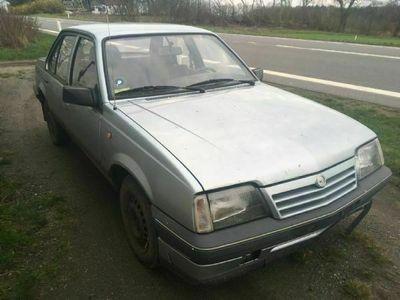 brugt Opel Ascona C