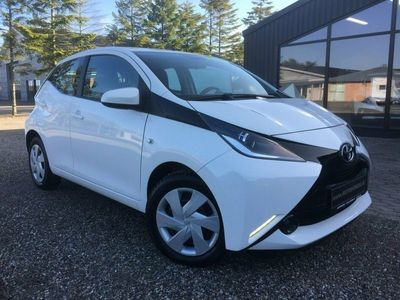 used Toyota Aygo 1,0 VVT-i x-play