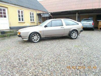 brugt VW Scirocco 1,6 GT
