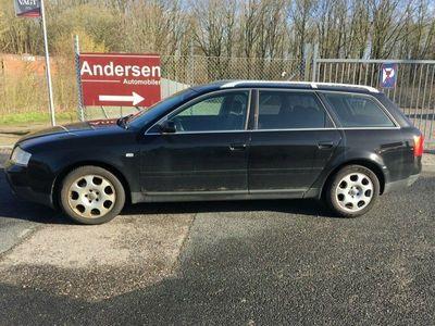 used Audi A6 2,0 Avant