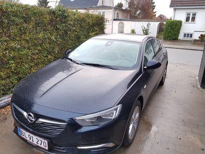 brugt Opel Insignia 1.5 165 HK Dynamic