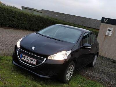 brugt Peugeot 208 1,4 HDi 5-D