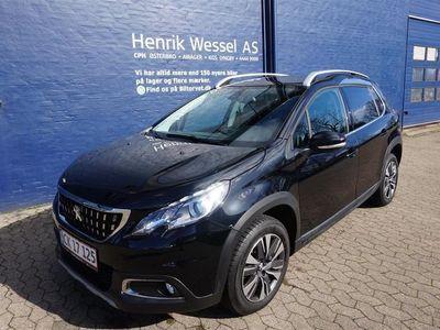 brugt Peugeot 2008 1,5 BlueHDi Prestige 100HK