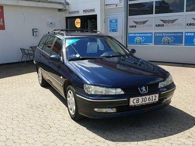 gebraucht Peugeot 406 1,8 ST stc.